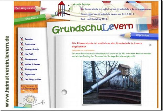 Grundschule-Levern