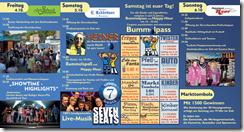 Die Werbegemeinschaft Levern Levern lädt ein zum Leverner Markt 2013