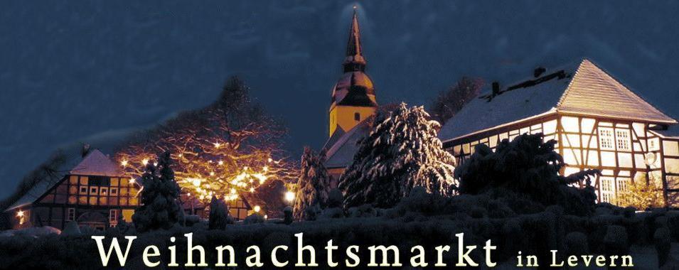 Weihnachtsmarktprogramm 2013 vom 07.-08.12.2013