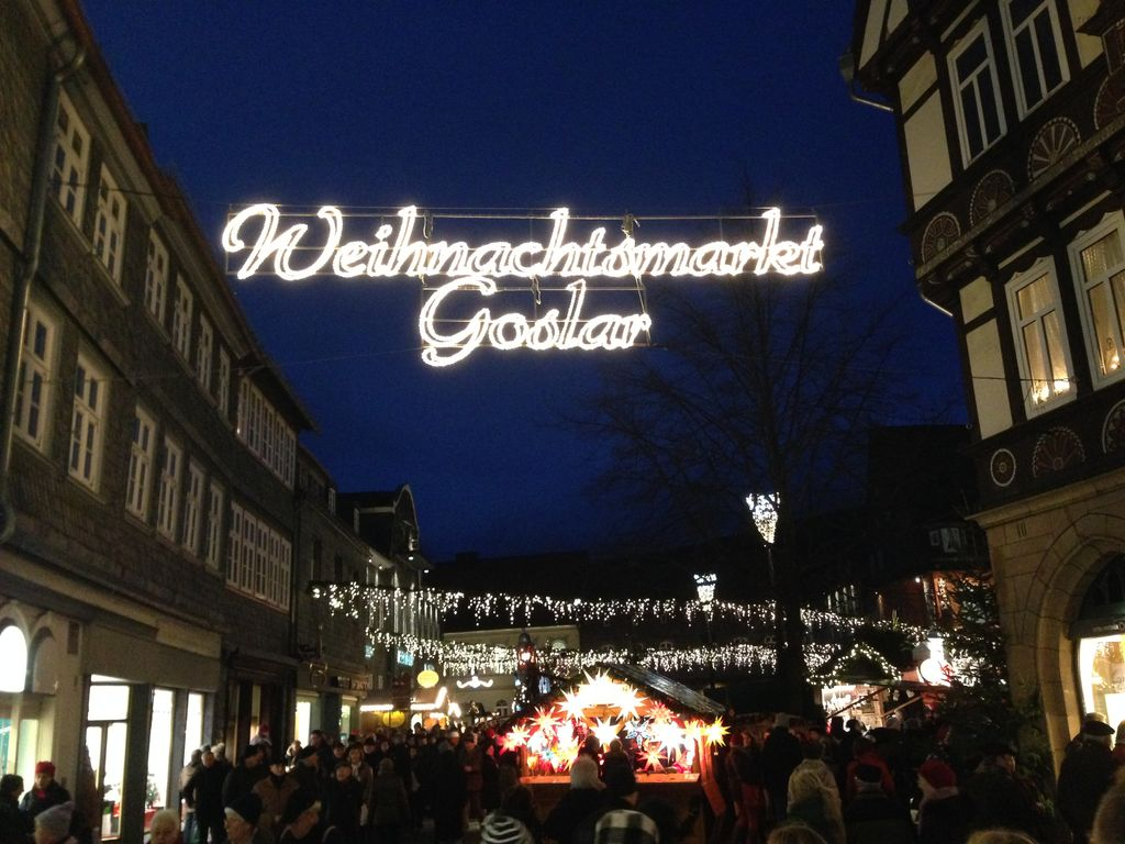 Heimatverein on Tour: Weihnachtsmarkt Goslar