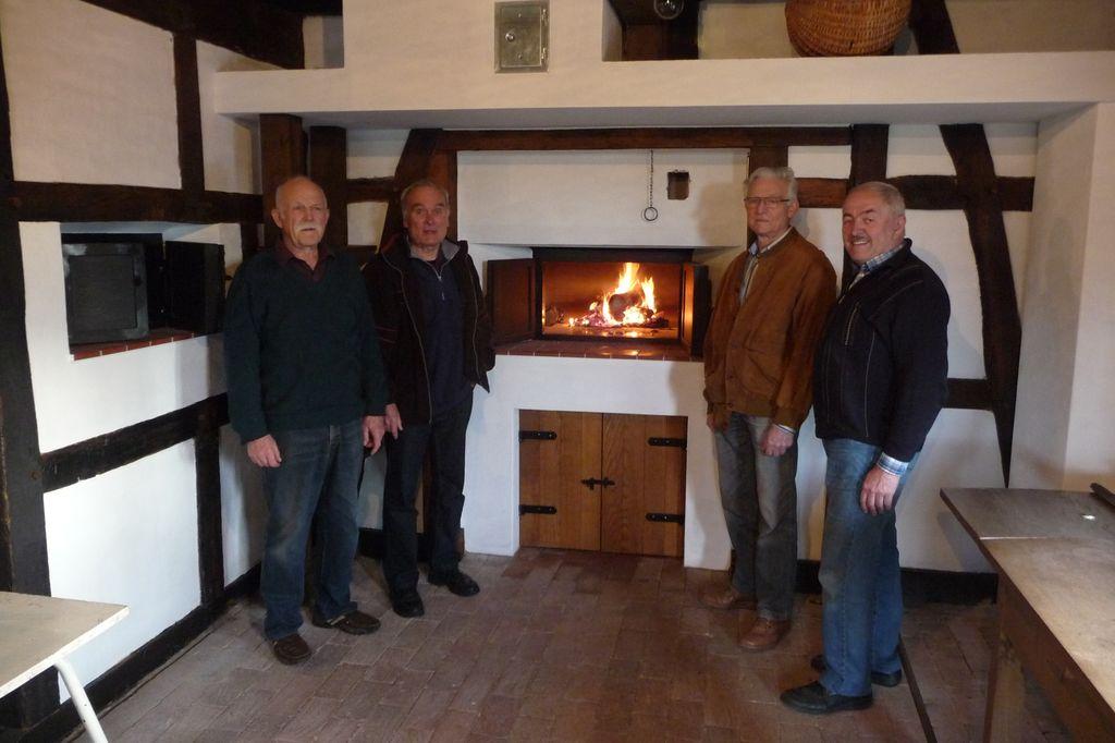 Mühlensaison in Levern wird mit neuen Steinbacköfen gestartet