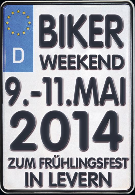 Frühling in Levern – Programm vom 9. – 11. Mai 2014