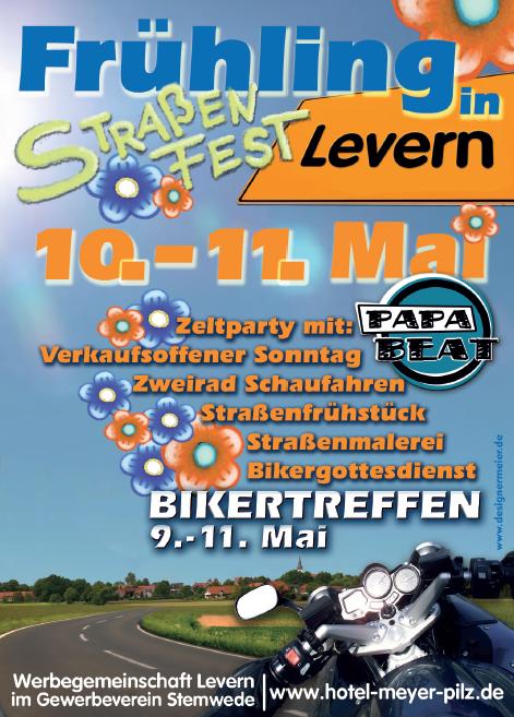 Clubwochenende in Stemwede-Levern 09-11.Mai 2014