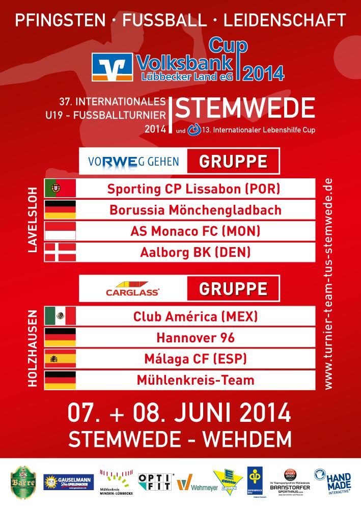 Internationaler Fußball in Stemwede