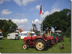 Windmühle Levern beteiligt sich am Kreismühlentag  – Am 24. August tritt die Tanzgruppe Harlinghausen auf
