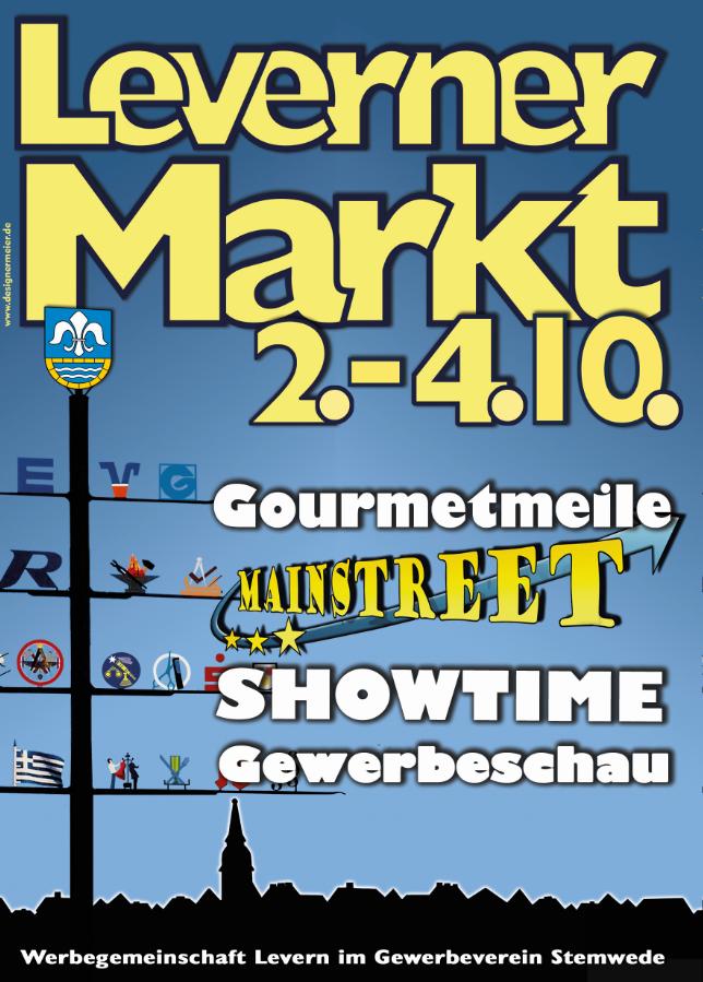 Leverner Markt 2015 – vom 02.-04.10.2015