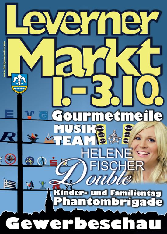 Leverner Markt vom 1. – 3.10.2016