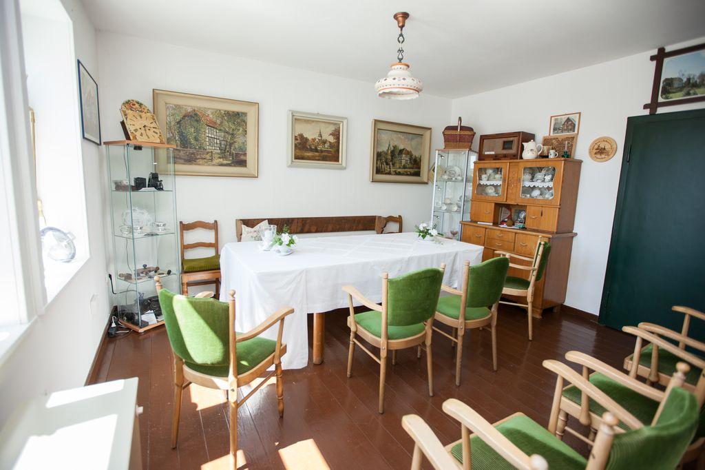 Heimathaus Levern wieder geöffnet