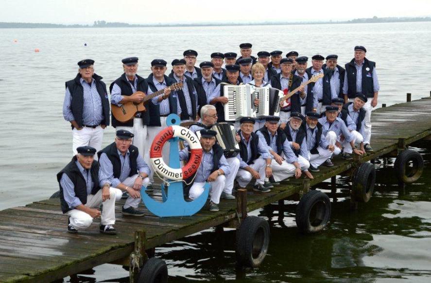 Aktionstag an der Mühle Levern mit PickertessenShanty-Chor Dümmersee tritt am Sonntag auf