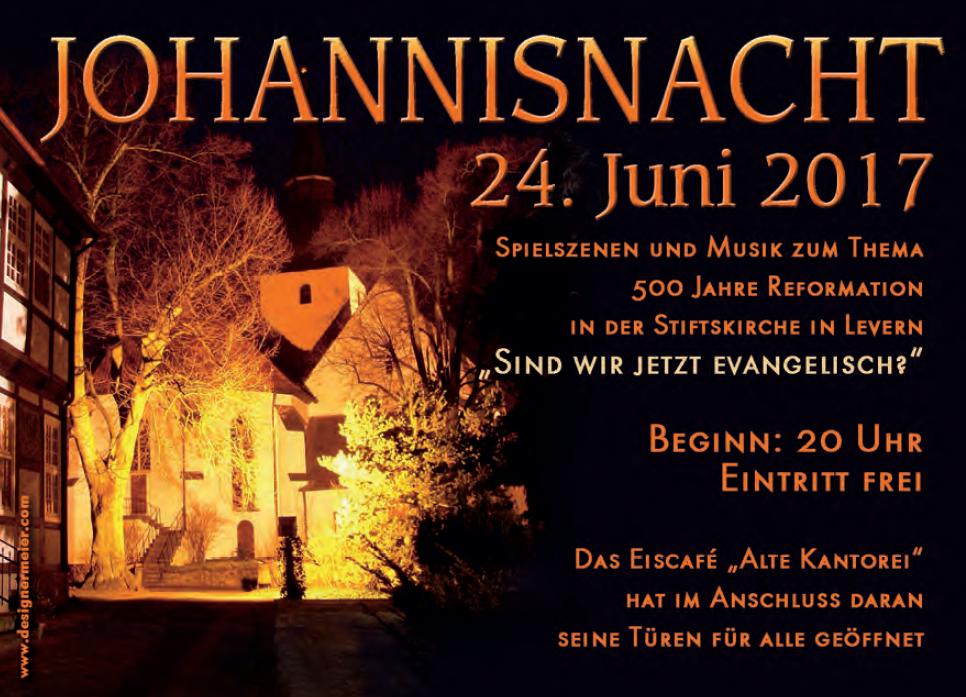 Johannisnacht am 24.06.2017