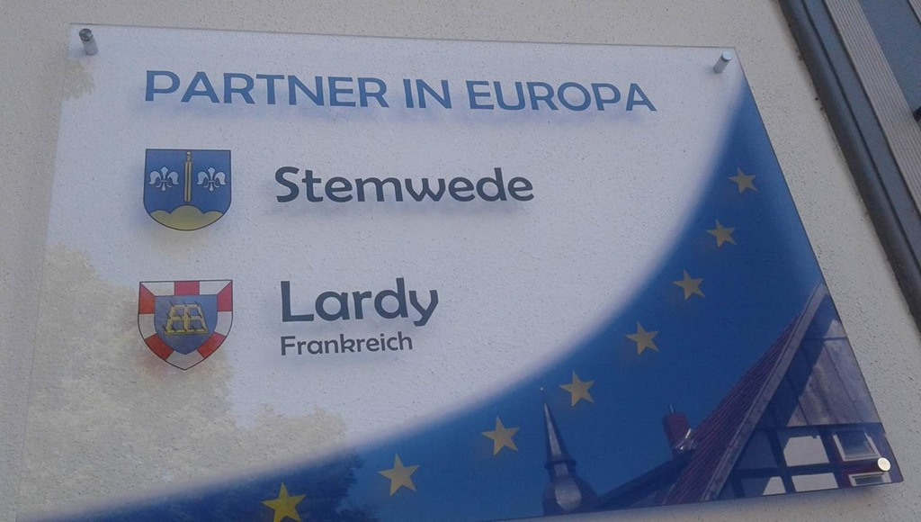 Deutsch-Französischer Freiwilligendienst der Gebietskörperschaften in Lardy – Volontariat Franco-Allemand des Territoires à Lardy