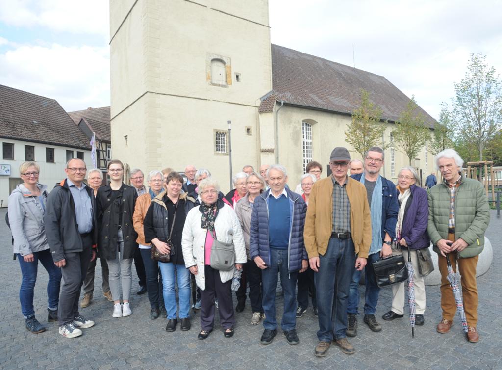 Heimat und Mühlenfreunde aus Levern und aus Kleinendorf setzen auf Zusammenarbeit