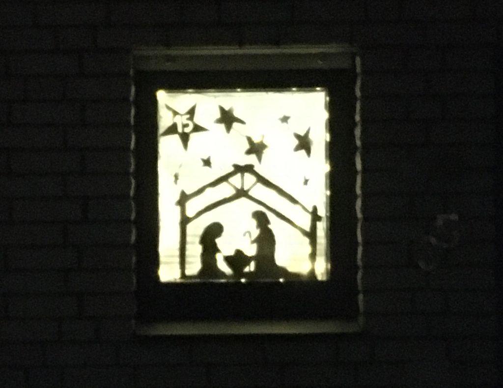 Adventsfenster 15.12.2020