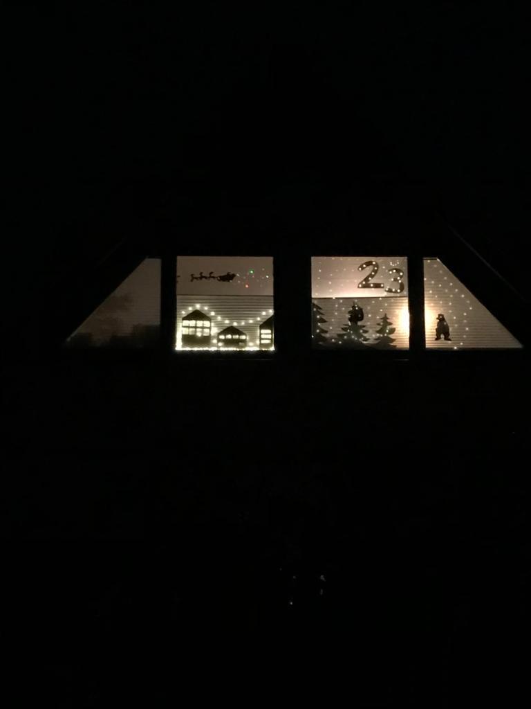 Adventsfenster 23.12.2020